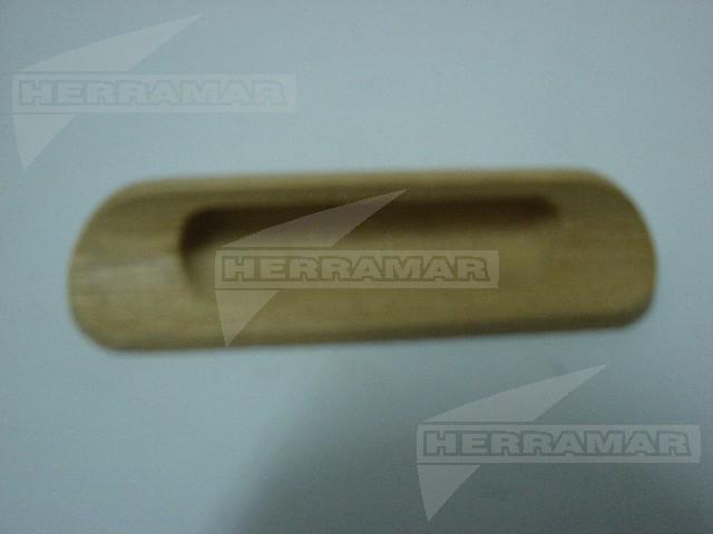 Manija puente madera nahuel huapi arrimar for Manijas para puertas de madera