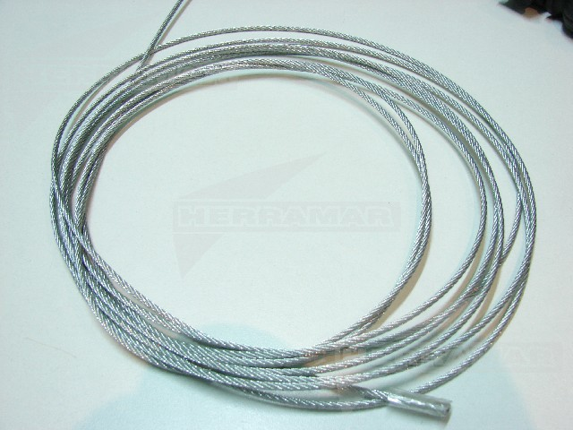 Cable acero 3 mm p tensor cable 3 - Tensor cable acero ...